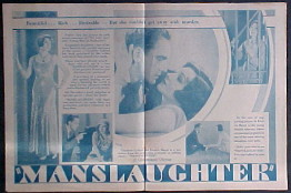 <i>Manslaughter</i> (1930 film) 1930 film by George Abbott