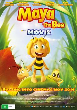 maya the bee 2014 film wikipedia