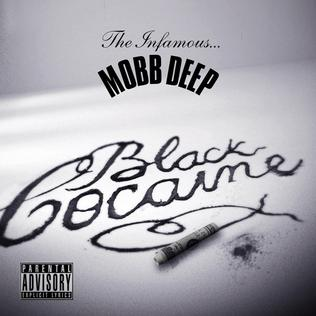 <i>Black Cocaine</i> 2011 EP by Mobb Deep