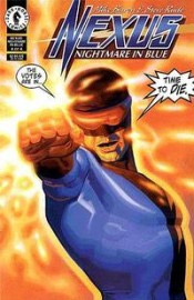 NexusNightmare in Blue - Issue #4 (October 1997).