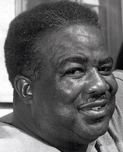 """Dave """"Fat Man"""" Williams New Orleans jazz, blues, and rhythm & blues pianist, bandleader, and singer-songwriter"""