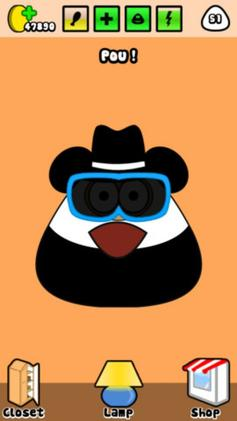 Picture of a game: Pou
