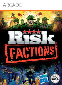Risk global domination xbox