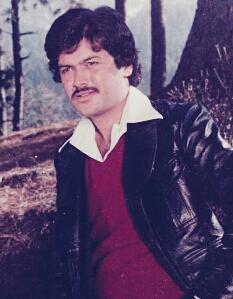 Raj Kiran (actor) Indian actor