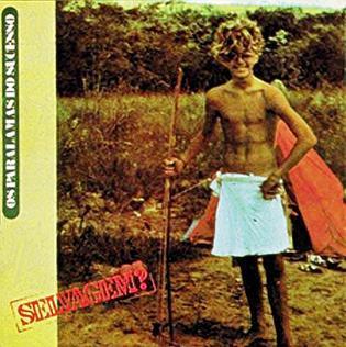 <i>Selvagem?</i> 1986 studio album by Os Paralamas do Sucesso