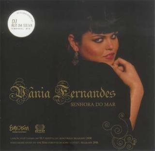 Senhora do mar (Negras águas) song performed by Vânia Fernandes