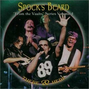 <i>There and Here</i> 2001 live album by Spocks Beard