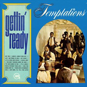 <i>Gettin Ready</i> album by The Temptations