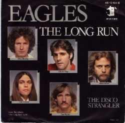 翻唱歌曲的图像 The Long Run 由 Eagles
