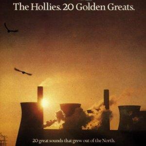 The Hollies: 20 Golden Greats artwork