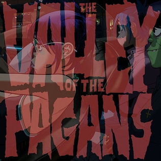 The Valley of the Pagans 2020 single by Gorillaz and Beck