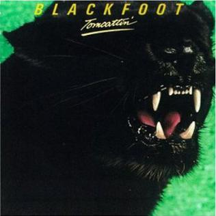 <i>Tomcattin</i> 1980 studio album by Blackfoot