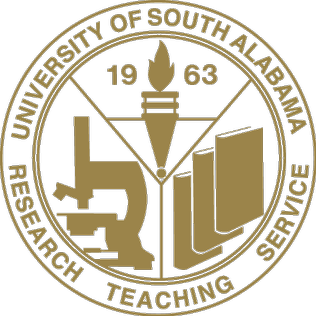 """University of South Alabama public, national research university in Mobile, Alabama, United States; officially nicknamed """"South"""""""