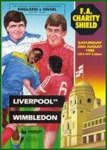 1988 FA Charity Shield
