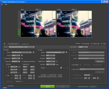 adobe flash media live encoder free download