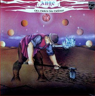 <i>Au-delà du délire</i> 1974 studio album by Ange