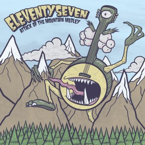 <i>Attack of the Mountain Medley</i> 2012 EP by Eleventyseven