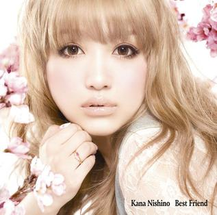 Best Friend (Kana Nishino song) song and single by Kana Nishino