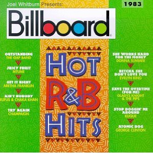 <i>Billboard Hot R&B Hits: 1983</i> 1996 compilation album by various artists