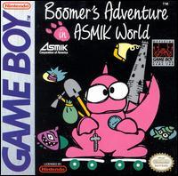 Boomer S Adventure In Asmik World Wikipedia