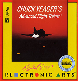 <i>Chuck Yeagers Advanced Flight Trainer</i> 1987 video game