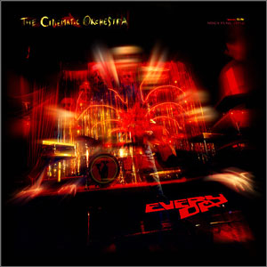 Cinematic Orchestra To Build A Home Live