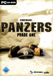 Box art for Codename: Panzers