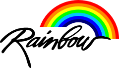 DEC Rainbow Logo
