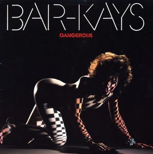 The Bar-Kays Dangerous Album