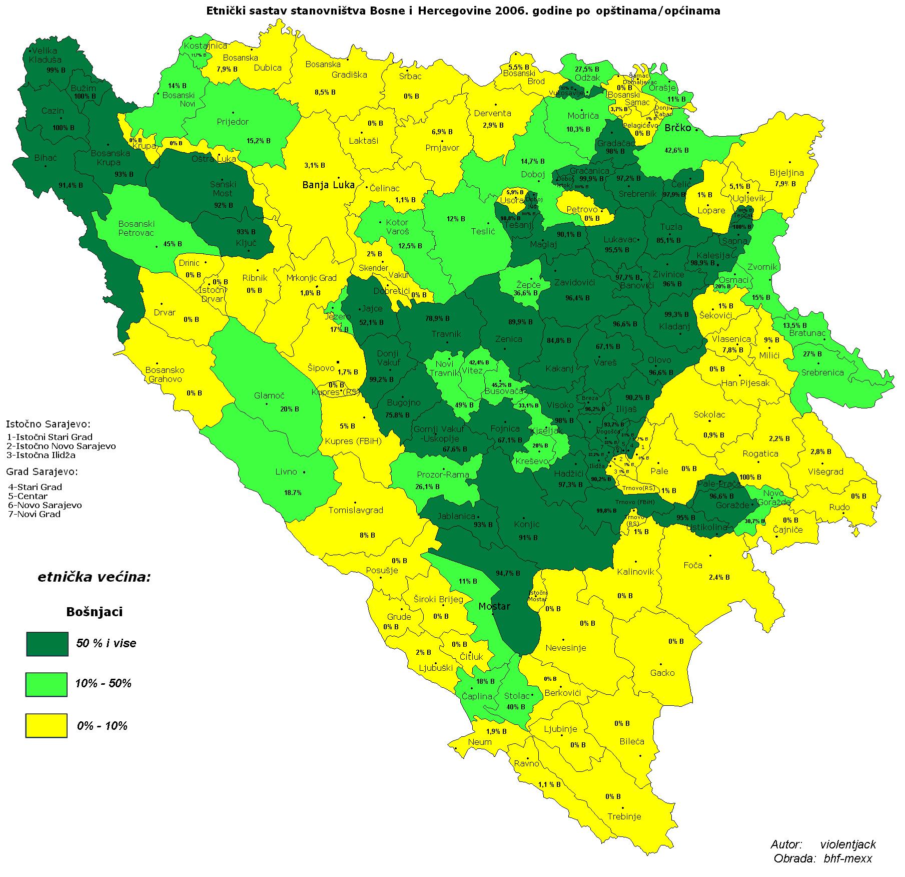 karta bih File:Demografska Karta BIH Bosnjaci.png   Wikipedia karta bih