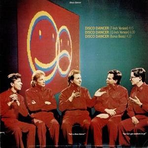 Disco Dancer (Devo song) 1988 single by Devo