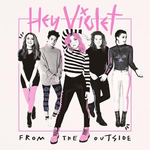 <i>From the Outside</i> (Hey Violet album) 2017 studio album by Hey Violet