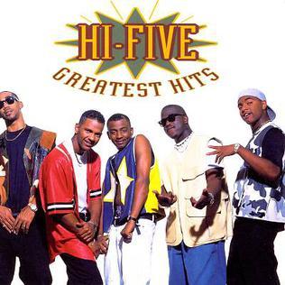 Hi-Five - I Like The Way (The Kissing Game)