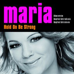 Hold On Be Strong song by Maria Haukaas Storeng