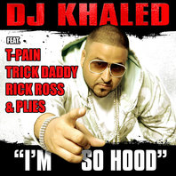 Im So Hood 2007 single by DJ Khaled, T-Pain, Plies, Rick Ross, Trick Daddy