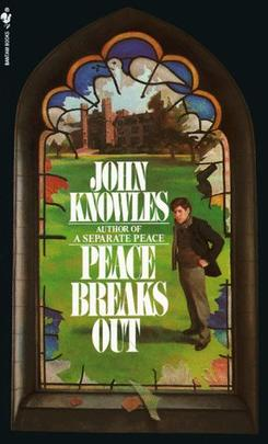 a separate peace novel essay In the novel a separate peace by john knowles essay on john knowles' a separate peace - john knowles' a separate peace gene, returns.