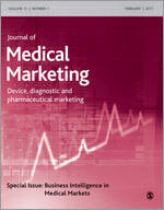 Journal of Medical Marketing Journal Front Cover.jpg
