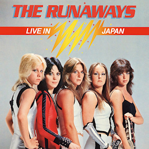 <i>Live in Japan</i> (The Runaways album) 1977 live album by The Runaways