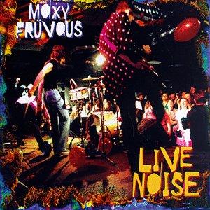 <i>Live Noise</i> 1998 live album by Moxy Früvous