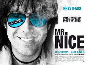 Mr Nice film poster