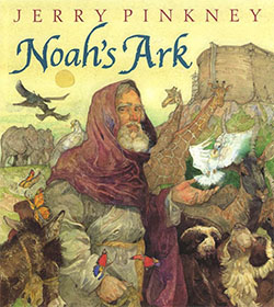 <i>Noahs Ark</i> (Pinkney book) book by Jerry Pinkney