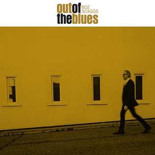 <i>Out of the Blues</i> (album) 2018 studio album by Boz Scaggs