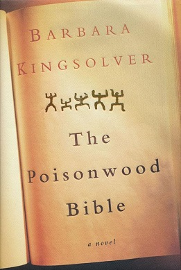 barbara kingslovers the poisonwood bible leahs growing up Buy a cheap copy of the poisonwood bible book by barbara kingsolver i picked up the poisonwood bible on impluse to read while on twins leah and adah, and.