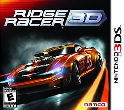 <i>Ridge Racer 3D</i> 2011 racing video game