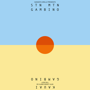 <i>STN MTN / Kauai</i> 2014 mixtape / EP by Childish Gambino