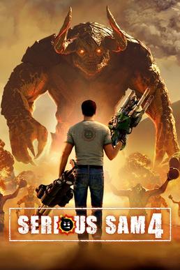 Serious Sam 4 Wikipedia