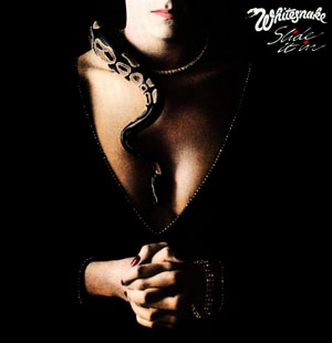 <i>Slide It In</i> 1984 studio album by Whitesnake
