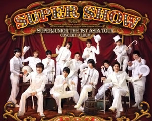 Super Show (album) - Wikipedia