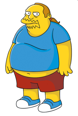Simpsons Best of Comic Book Guy The_Simpsons-Jeff_Albertson