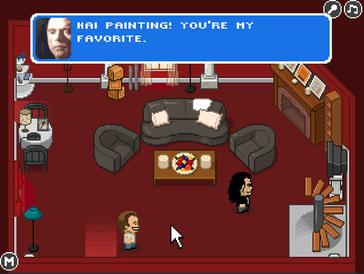 Picture of a game: The Room